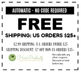Gro-aut Hair Products Shipping Coupon
