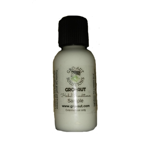 Gro-aut Herbal Conditioner Sample