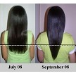 Gro-aut Hair Growth Oil Before After